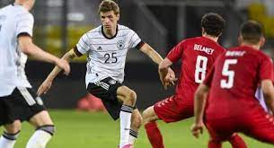 Jerman Diimbangi Denmark di Laga Uji Coba