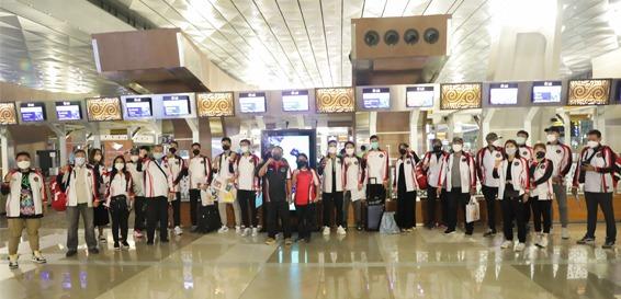 Usai 10 hari di Kumamoto, Tim Bulutangkis Indonesia Menuju Tokyo