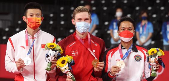Ini Target Anthony Ginting setelah Perunggu Olimpiade Tokyo