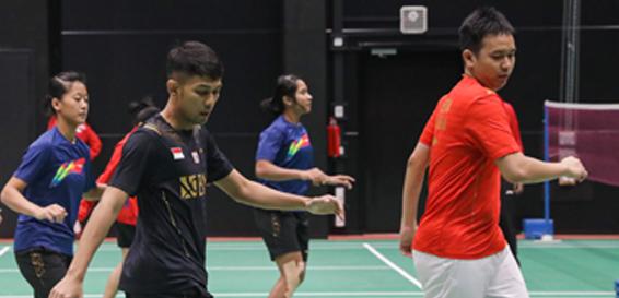 Laga Pertama Kontra ROC, Indonesia Turunkan Skuad Terbaik