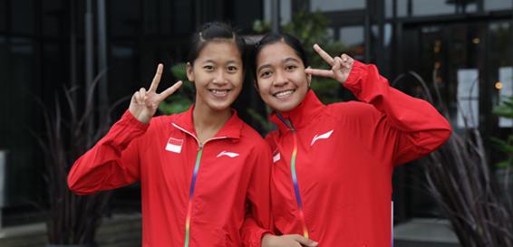 Dua Debutan Muda Tunggal Putri Indonesia Senang Tampil di Piala Sudirman 2021